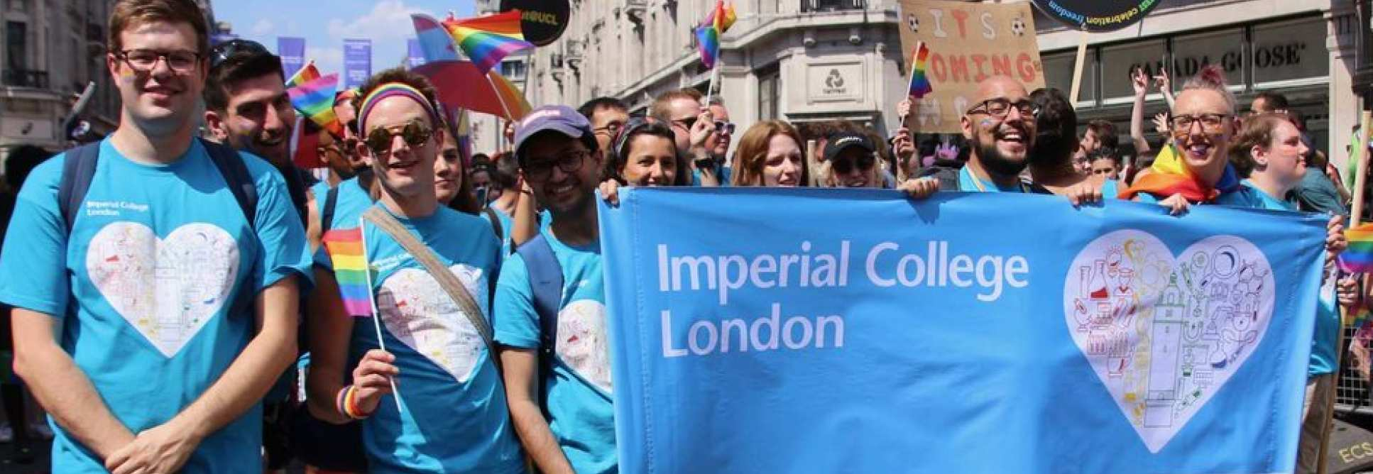 Imperial 600 at Pride in London 2018