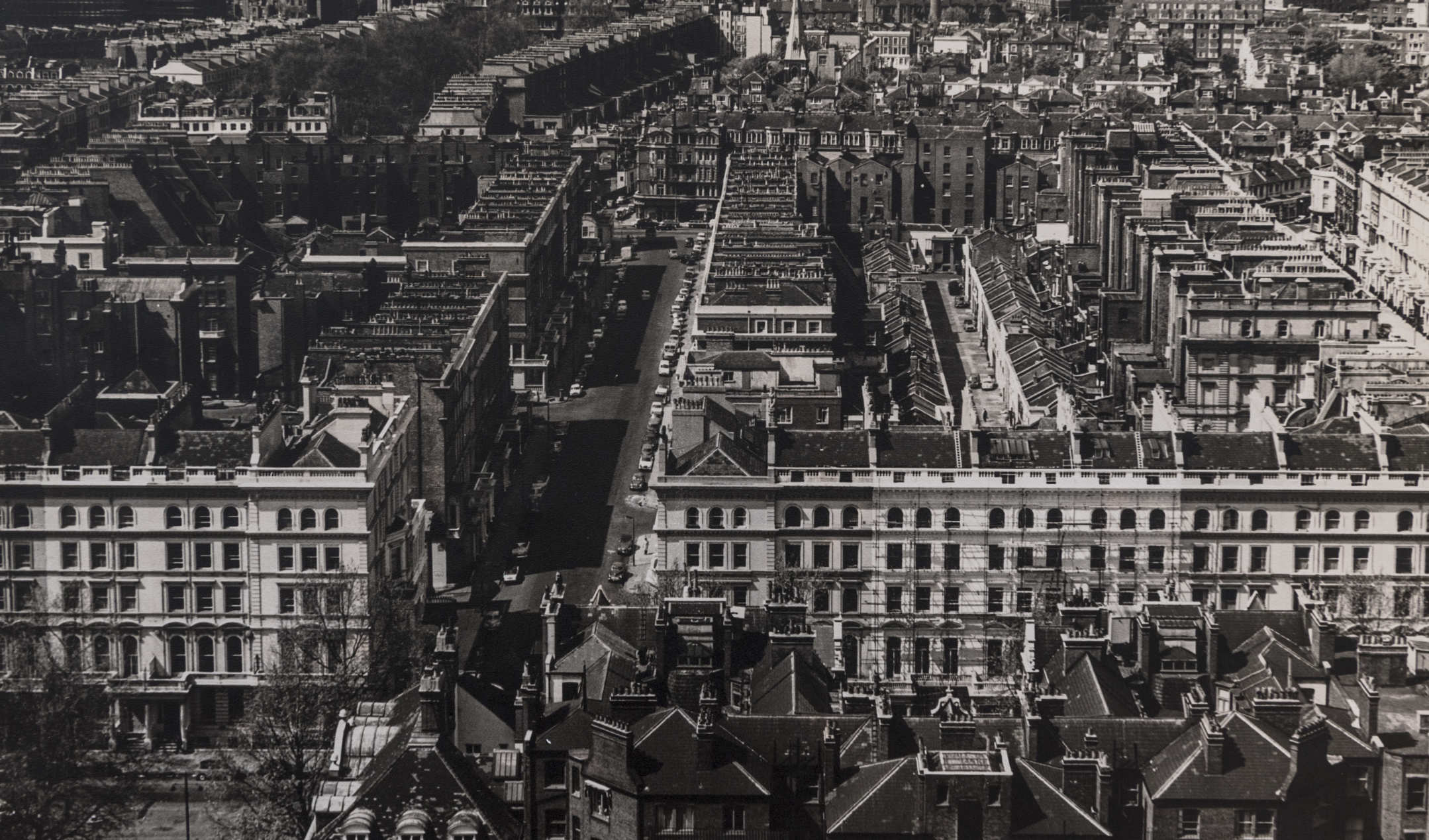 Queen's tower view, 1962