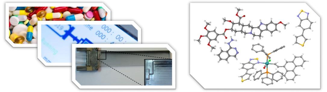 molecular synthesis example