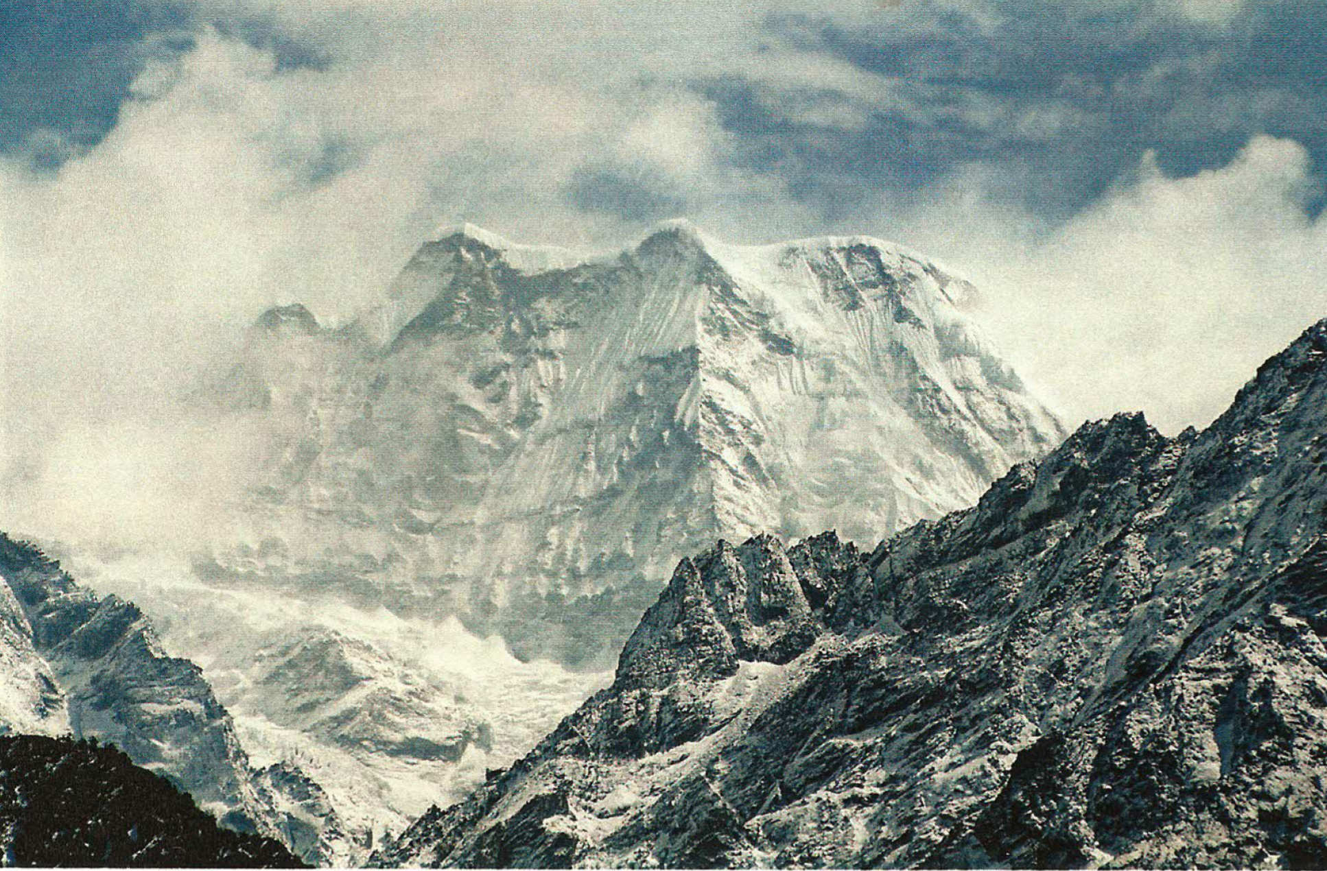 The Mera Massif