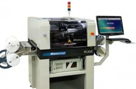 Manncorp MC-400 Automatic Pick and Place