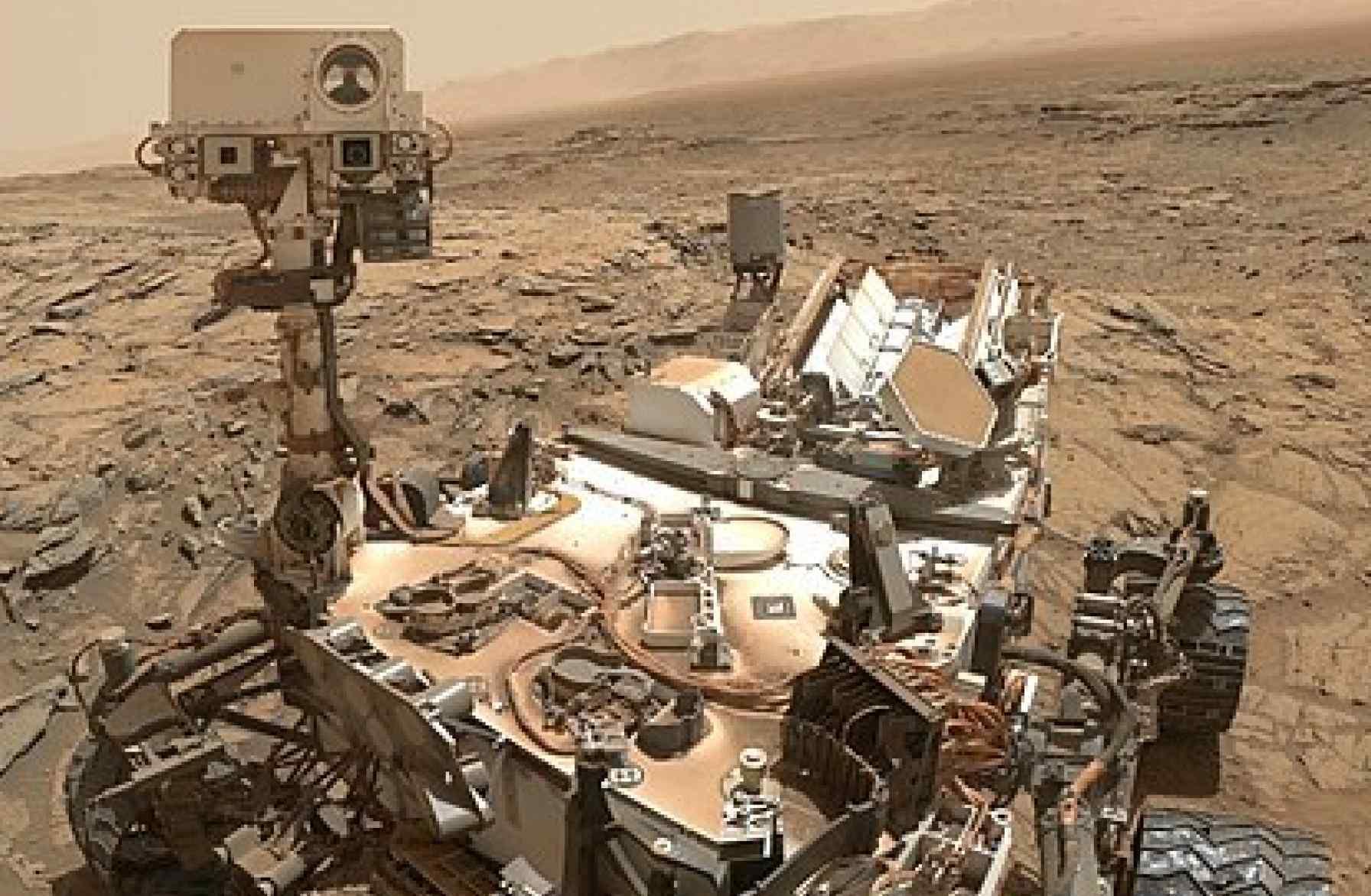 mars rover video - HD4474×2857