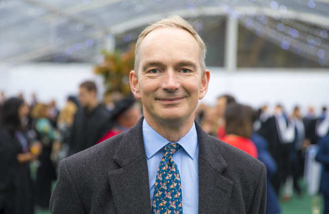 Mr Martin Lupton, Vice Dean for Education and Head of Undergraduate Medicine