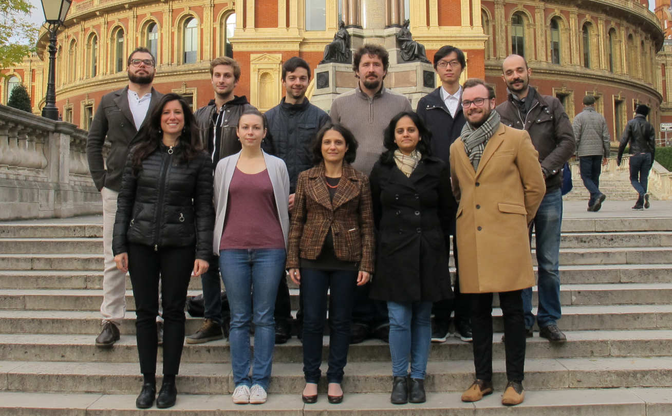 The Mattevi Research Group - 2017