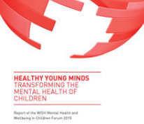 Mental Health and Wellbeing in Children and Young People