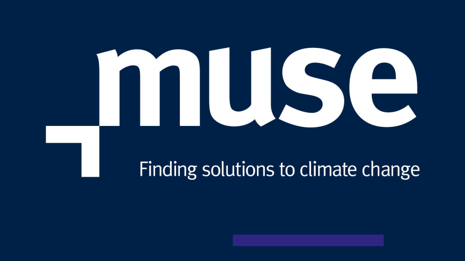 MUSE - Finding solutions to climate change
