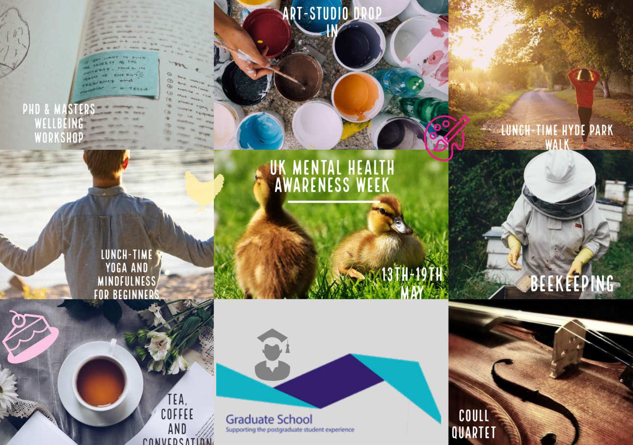 Mental Health Awareness Week Study Imperial College London