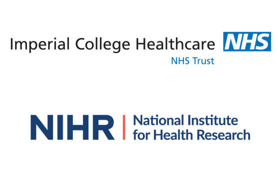NIHR and ICHNHS logo