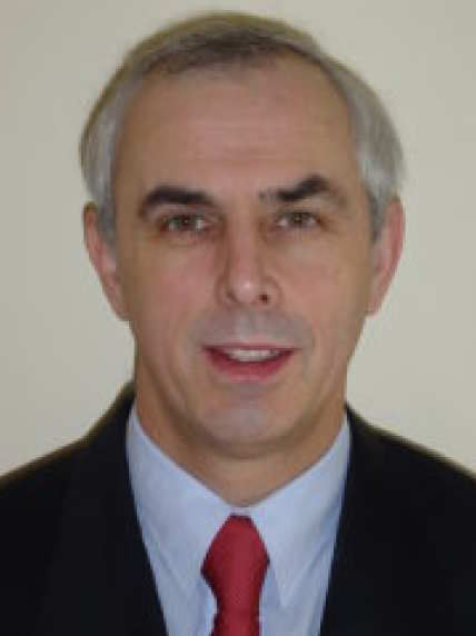 Headshot of Professor Nigel Graham