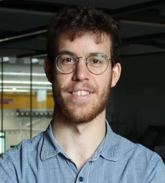 Dr Oriol Gavalda Diaz, Postdoc representative for Ceramics and Glasses in the Department of Materials - Imperial College London