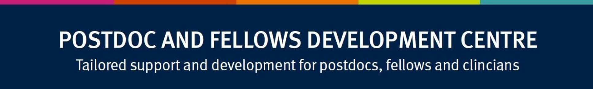 Imperial PostDoc and Fellows Development Centre | Faculty of