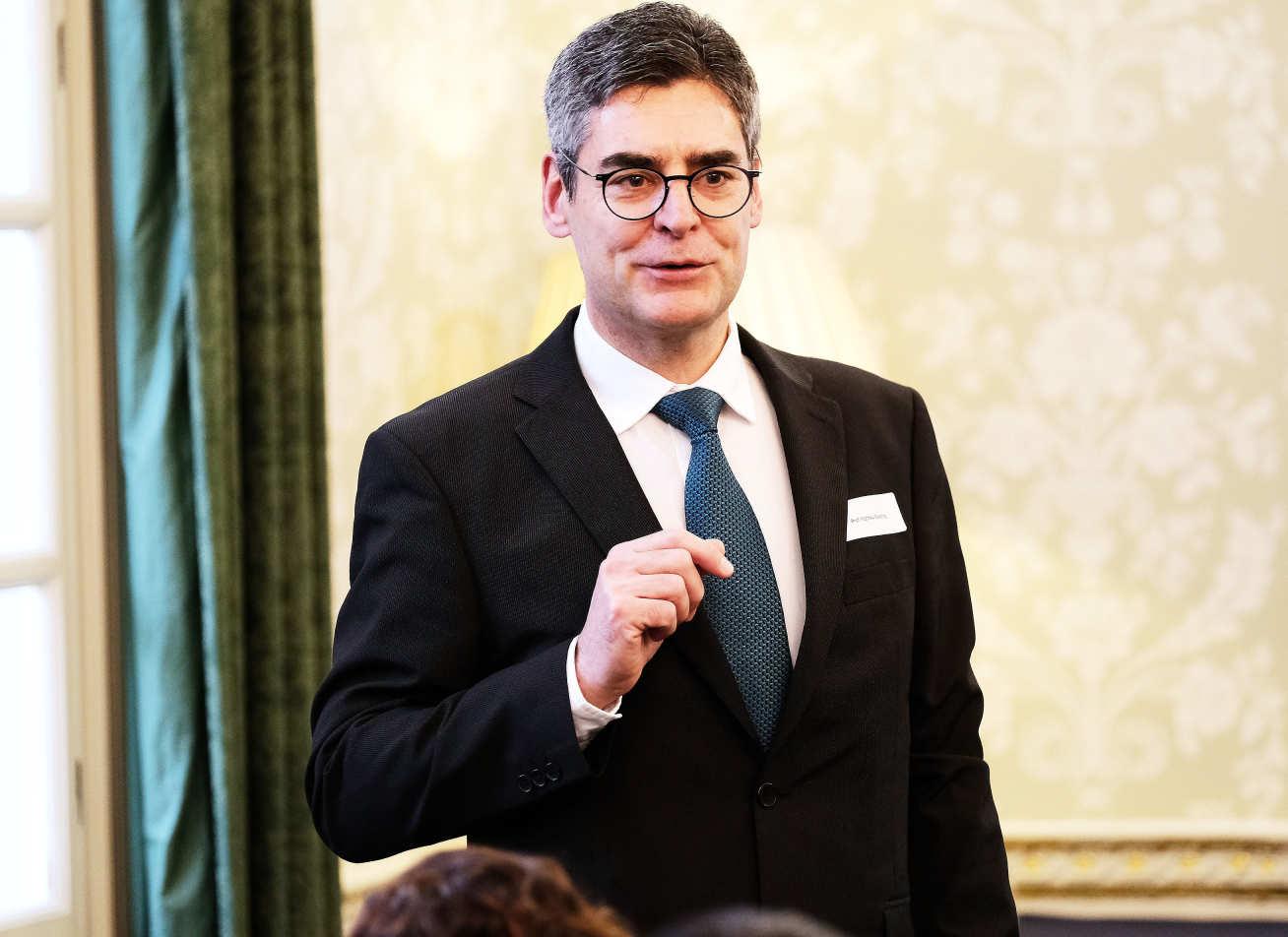 Professor Matthew Pickering, Co-Director of the Imperial 4i Clinician Scientist Training Scheme