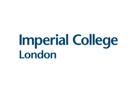 Imperial College London logo that is out of proportion