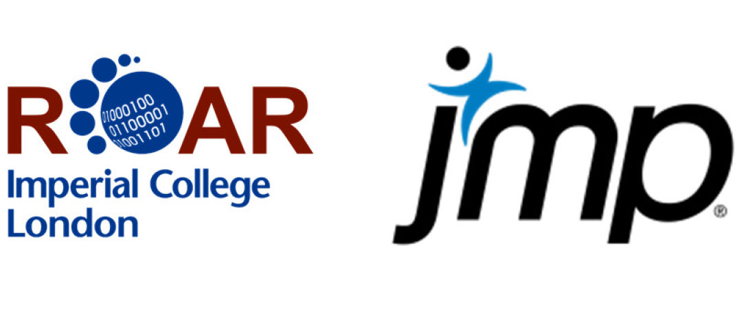 ROAR and JMP Logos