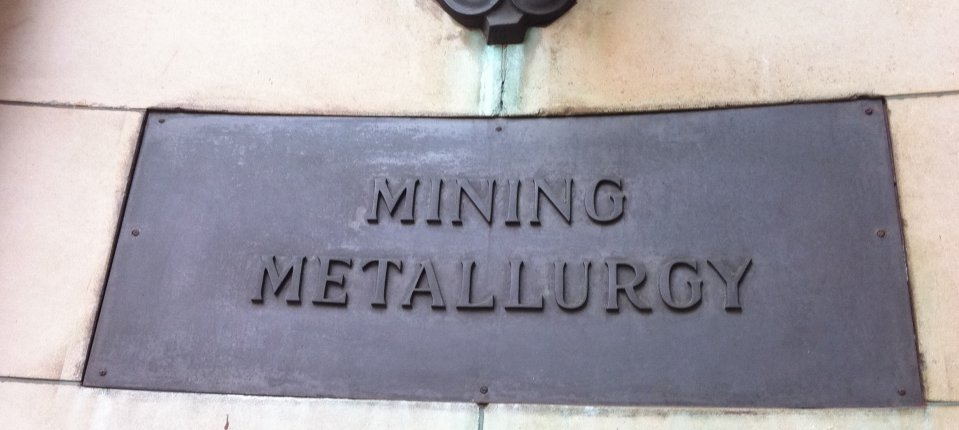 Metallurgy has pride of place at Imperial College