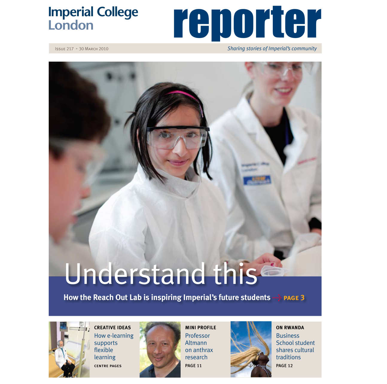 Issue 217 - 30 March 2010