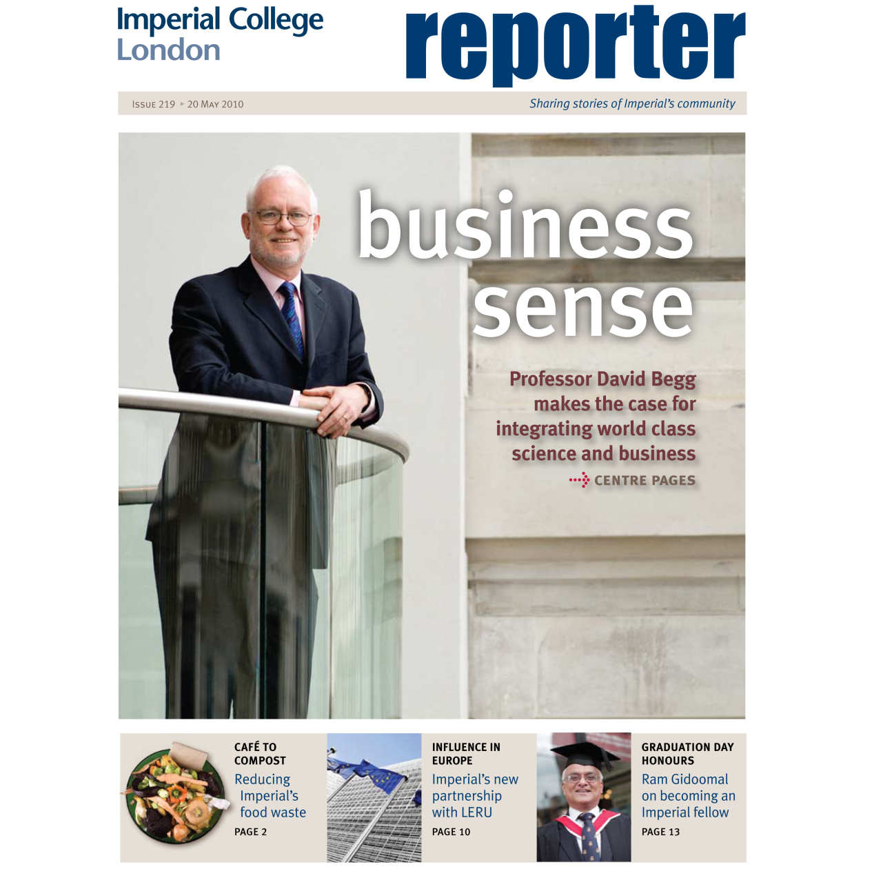Issue 219 - 20 May 2010