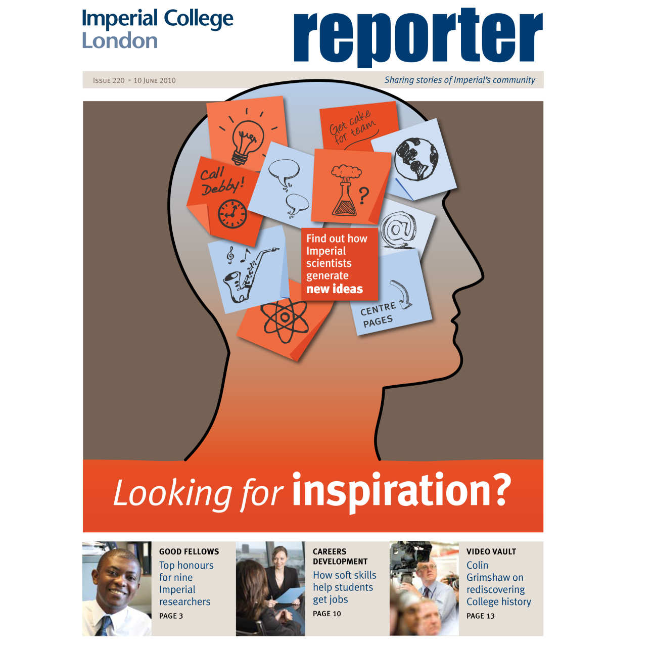 Issue 220 - 10 June 2010