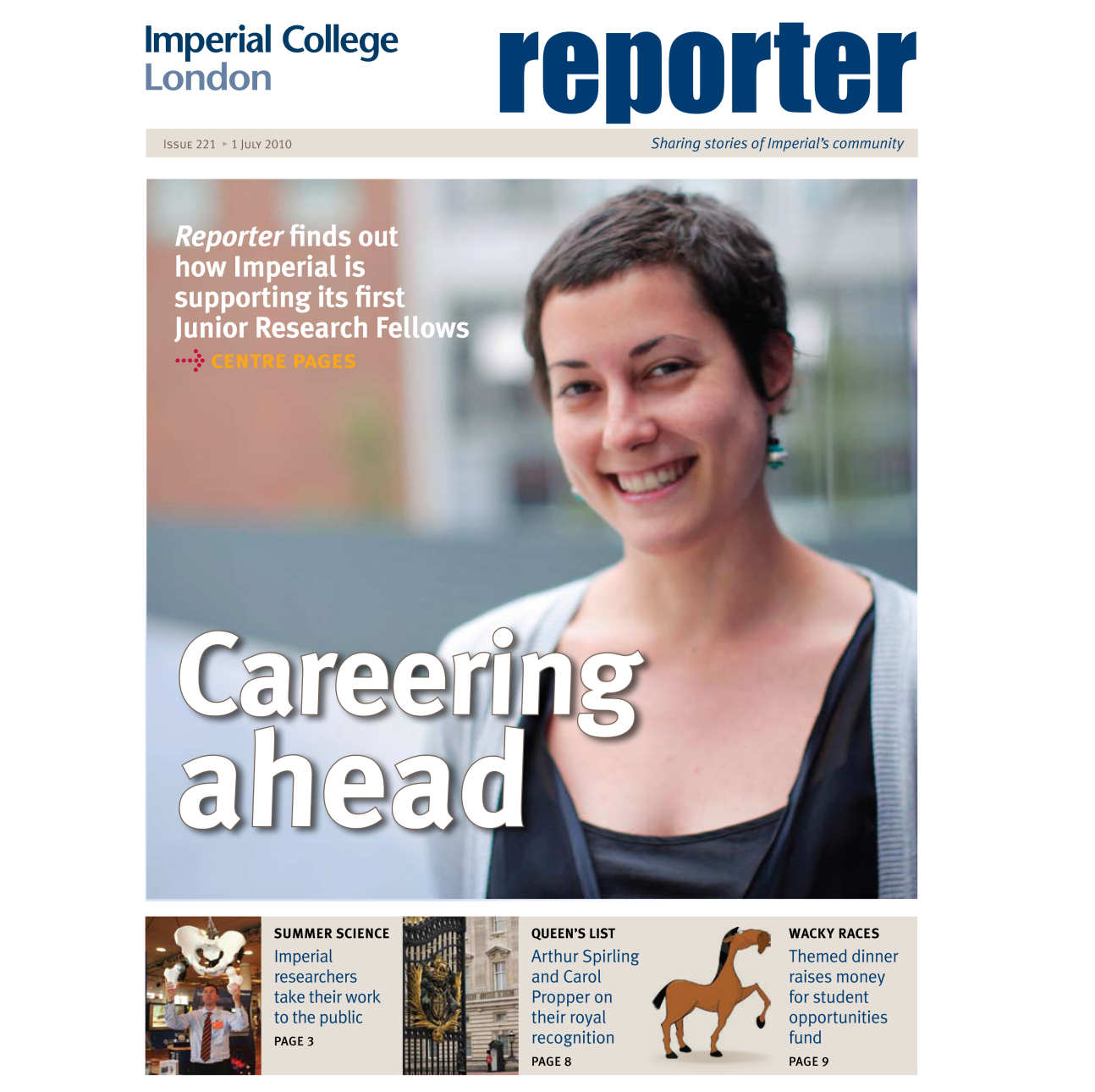 Issue 221 - 1 July 2010