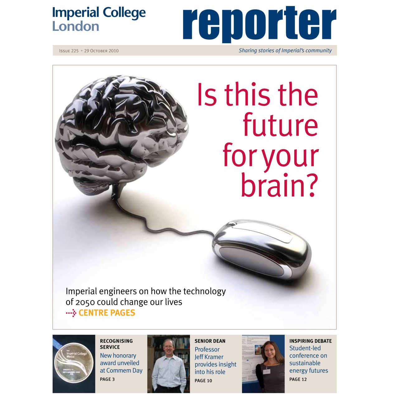 Issue 225 - 29 October 2010