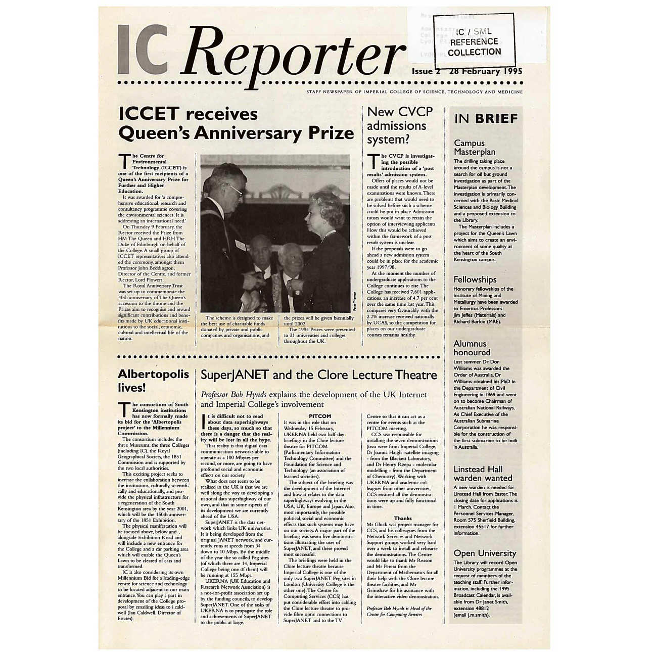 Issue 2, 28 February 1995