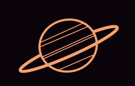 Saturn illustration