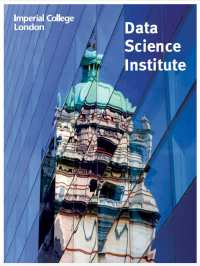 Cover of Data Science Institute booklet