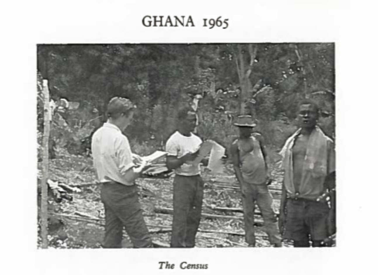 1965 Ghana Expedition