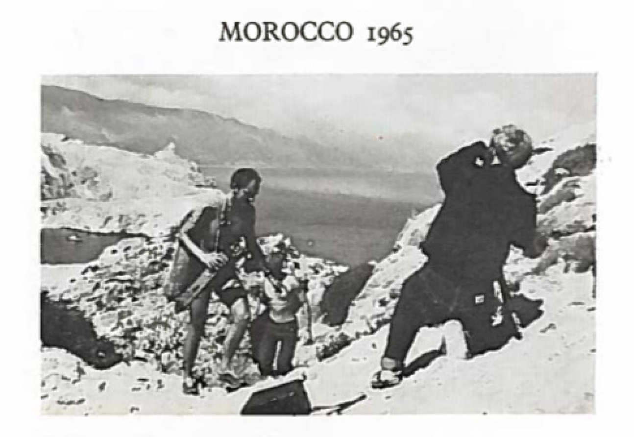 1966 Morocco Expedition