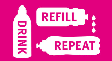 Drink Refill Repeat Campaign