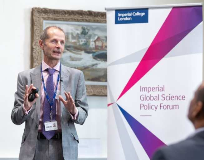 Shattock Imperial Global Science Forum