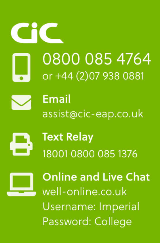 Confidential Care contact details