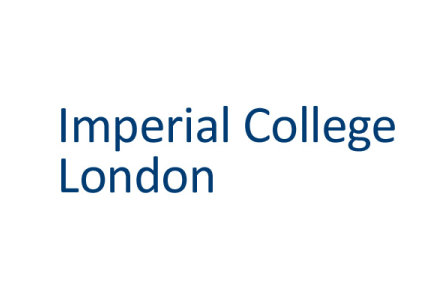 Imperial College London logo in the wrong font
