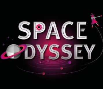 Space Odyssey Fringe graphic