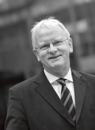 Professor James Stirling, Provost