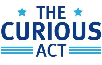 The Curious Act logo