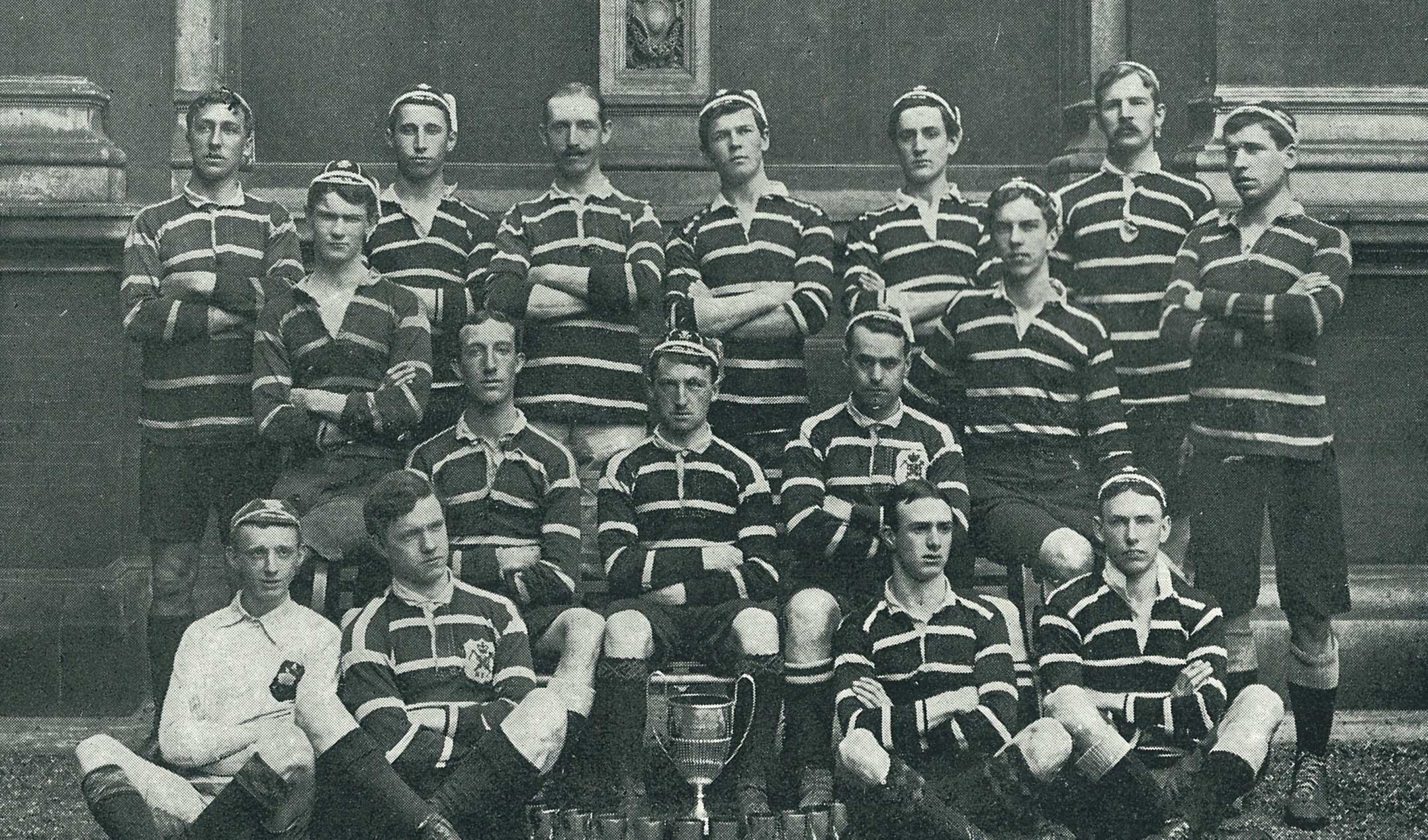 RSM Rugby team photo 1903-04