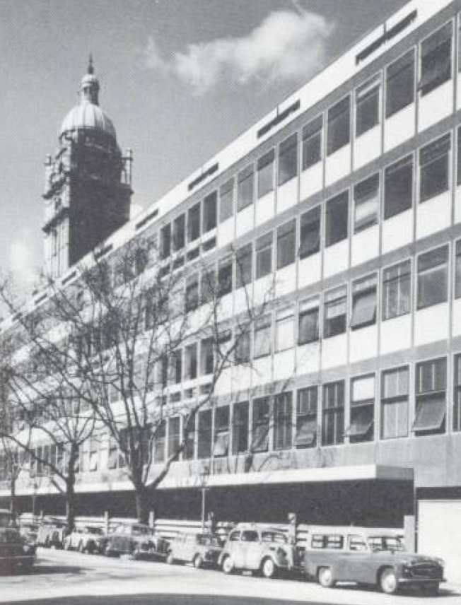 The Skempton Building