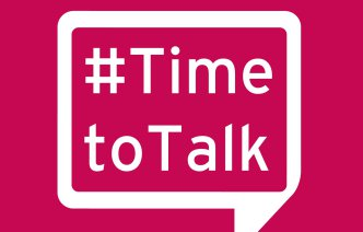 Disability - Time to Talk logo