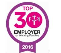 Top 30 employer for working families