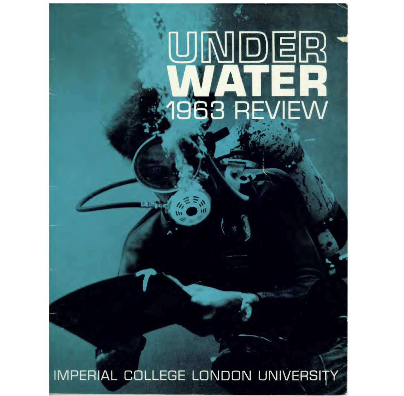 Underwater Review cover
