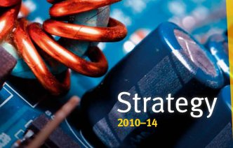 Strategy publication