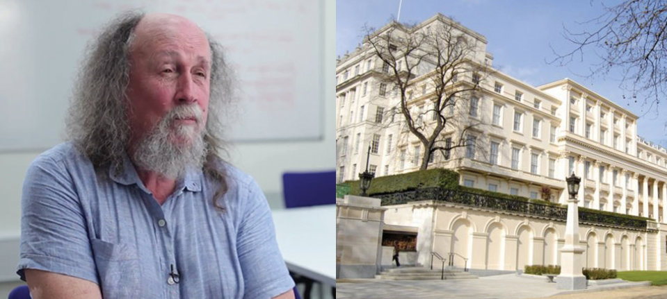 Colin Prentice and The Royal Society