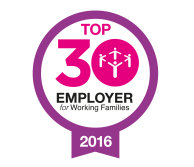Top 30 employers logo