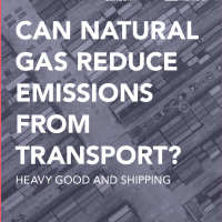 Can natural gas reduce emissions from transport?