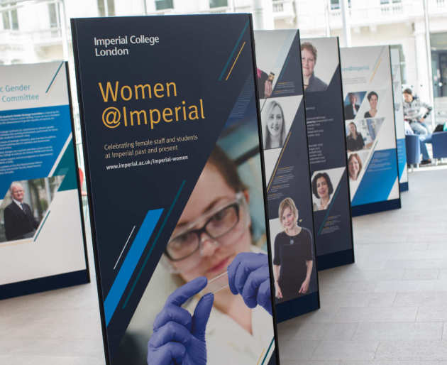 Photo of Women@Imperial Exhibition