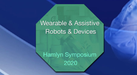 Wearable and Assistive Robots and Devices (TPM08)
