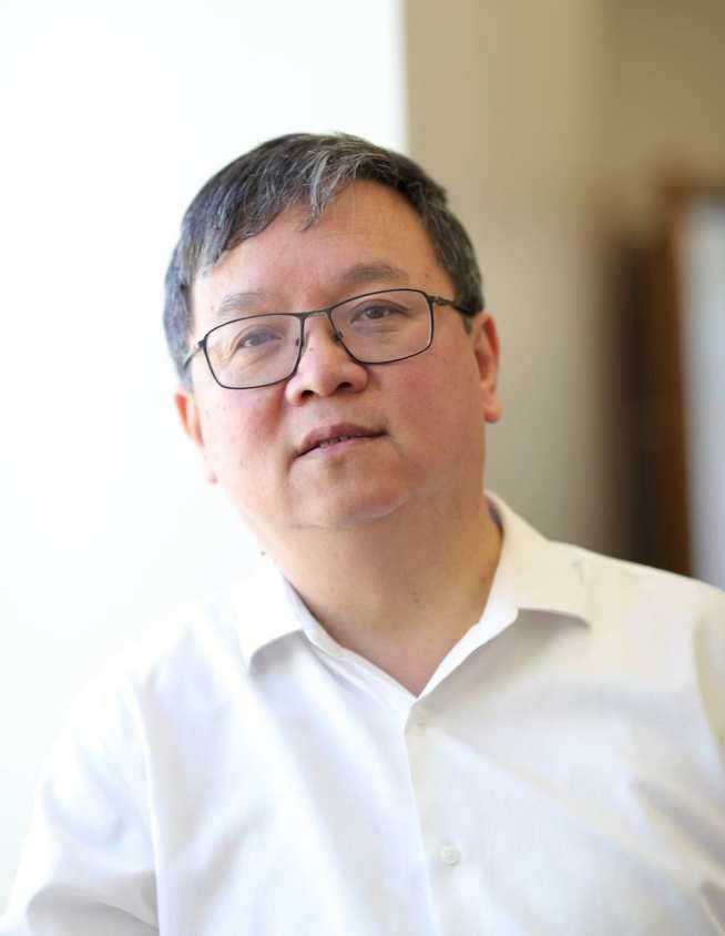 Photo of Professor Yi-Ke Guo