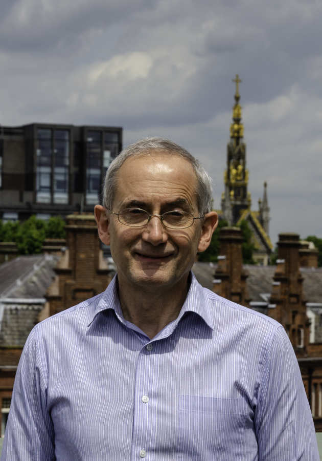 Image of Prof Richard