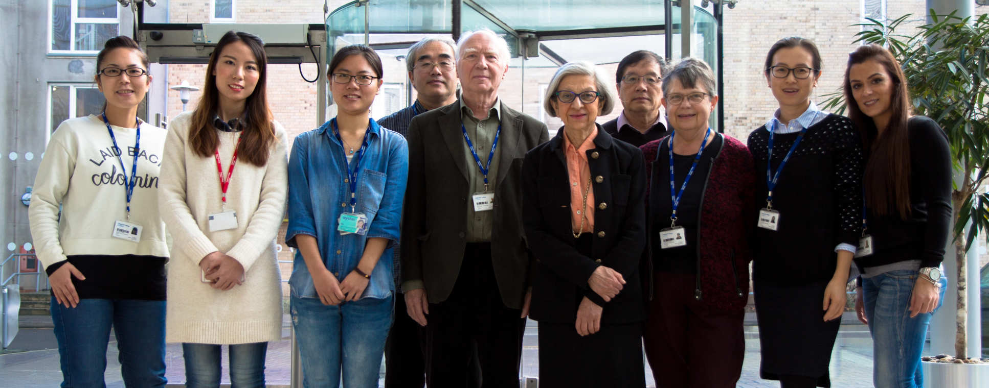 Glycosciences research group members